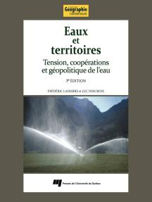 Eaux et territoires, 3e édition: Tension, coopérations et géopolitique de l'eau