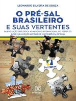 O Pré-sal brasileiro e suas vertentes: da evolução geológica ao mercado internacional do petróleo. Desenvolvimento Autônomo x Dependência Externa