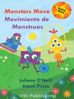 Monsters Move / Movimiento de Monstruos
