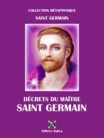Décrets du Maître Saint Germain