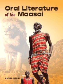Oral Literature of the Maasai