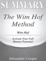 Summary of The Wim Hof Method