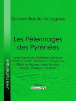Les Pèlerinages des Pyrénées: Notre-Dame des Pyrénées, Sarrance, Piétat en Béarn, Bétharam, Poeylahun, Piétat en Bigorre, Héas, Bourisp, Nestés, Médous, Garaison