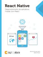 React Native: Desenvolvimento de aplicativos mobile com React