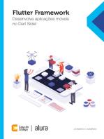Iniciando com Flutter Framework: Desenvolva aplicações móveis no Dart Side!