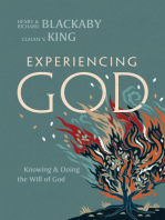 Experiencing God (2021 Edition)
