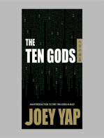 The Ten Gods: An Introduction to the Ten Gods in BaZi