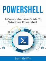PowerShell: A Comprehensive Guide to Windows PowerShell