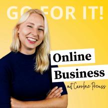 Go For It! Dein Online-Business-Podcast   Marketing & Social Media Strategien