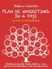 Plan de marketing în 4 pași: Strategii și puncte cheie pentru a crea planuri de marketing care funcționează
