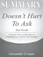 Summary of Doesn't Hurt to Ask