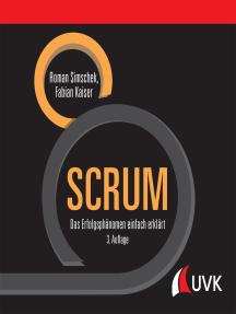 SCRUM: Das Erfolgsphänomen einfach erklärt