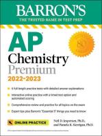 AP Chemistry Premium, 2022-2023