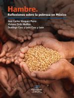 Hambre. Reflexiones sobre la pobreza en México