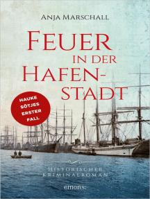 """Feuer in der Hafenstadt: Historischer Kriminalroman, überarbeitete Neuausgabe von """"Fortunas Schatten"""""""