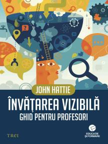 Invatarea vizibila Ghid pentru profesori