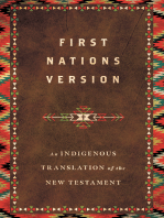 First Nations Version: An Indigenous Translation of the New Testament
