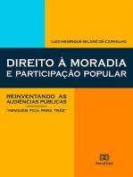 """Direito à moradia e participação popular: reinventando as audiências públicas – """"Ninguém fica para trás"""""""