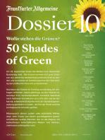 50 Shades of Green