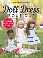 Doll Dress Boutique