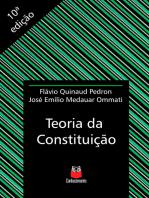 Teoria da Constituição: 10ª edição
