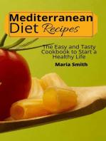 Mediterrean Diet Recipes