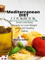 Mediterrean Diet Cookbook