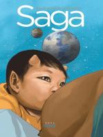 Saga: Book One Deluxe edition