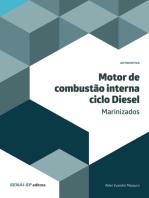 Motor de combustão interna – Ciclo Diesel Marinizados
