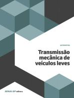 Transmissão mecânica de veículos leves