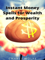 Instant Money Spells for Wealth and Prosperity