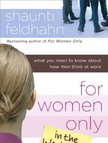For Women Only in the Workplace by Shaunti Feldhan (Chapter 1 Excerpt)