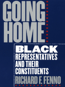 Going Home: Black Representatives and Their Constituents