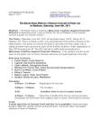 Ride for a Reason 2011 Press Release