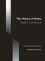 The Theory of Rules