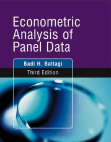 Econometric Analysis of Panel Data by Badi H. Baltagi Free download PDF and Read online