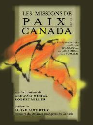 Les missions de paix et le Canada
