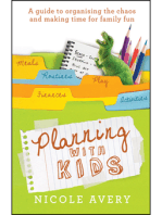 Planning with Kids