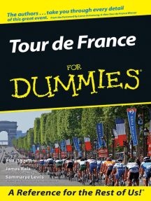Tour De France For Dummies