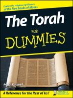 The Torah For Dummies