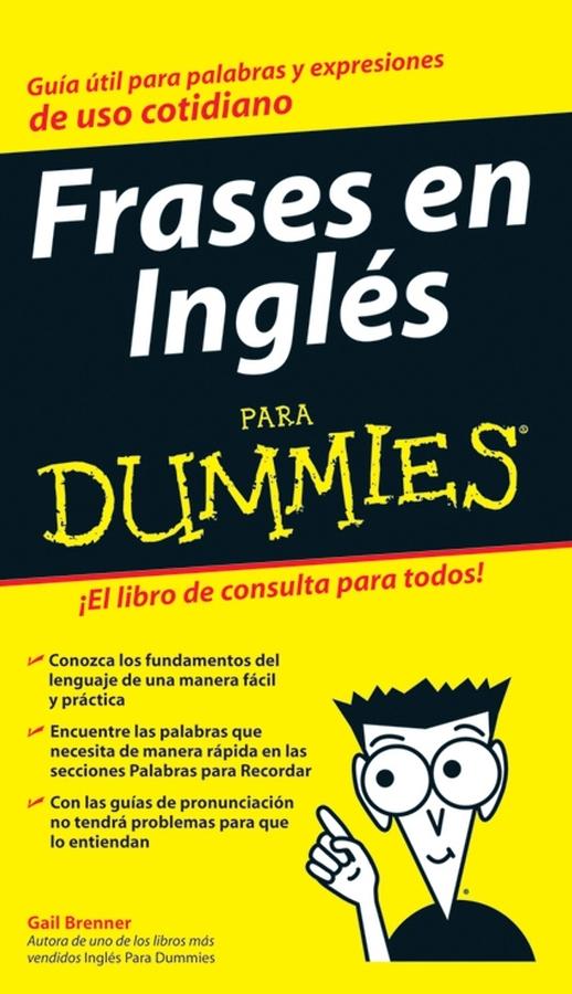 Frases En Inglés Para Dummies De Gail Brenner Livro Leia Online