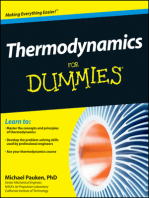 Thermodynamics For Dummies