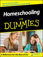 Homeschooling For Dummies