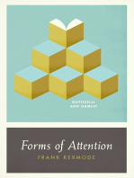 Forms of Attention