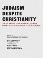 Judaism Despite Christianity