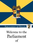 Parliament of Oceana Welcome Presentation Free download PDF and Read online