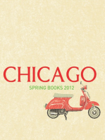 University of Chicago Press Spring 2012 Catalogue