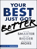 Your Best Just Got Better