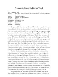 Contoh Review Text Novel Ayat Ayat Cinta Ayat Ayat Cinta